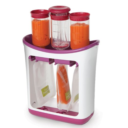 Fabricante de alimentos para bebés Infantino Squeeze Station