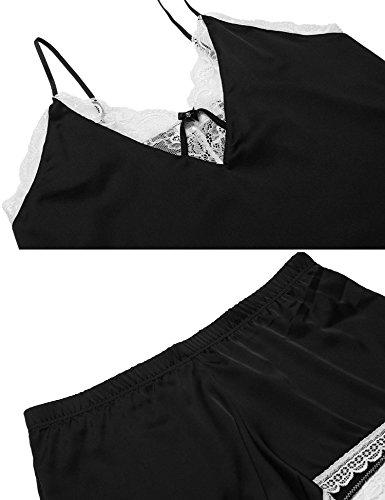 Schwarz Aimado tipo pigiama donna da Set B wqqSTz8