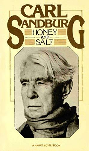 Honey and Salt