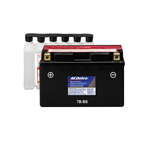 ACDelco ATX7BBS Specialty AGM Powersports JIS 7B-BS Battery