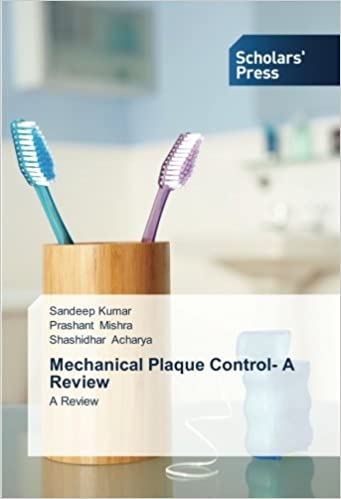 Book Mechanical Plaque Control- A Review: A Review