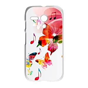 Motorola Moto G Phone Case The butterfly flowers beautiful Protective Cell Phone Cases Cover TTR131971
