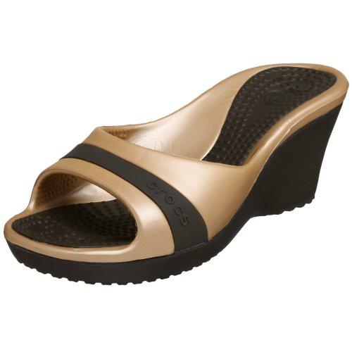 3a53edccf5b77e Crocs Women s Sassari Wedge Sandal