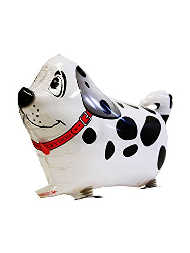 Balloon Dog Costume (My Own Pet Animal Farm Party Walking Balloons (One Size, White Dog))
