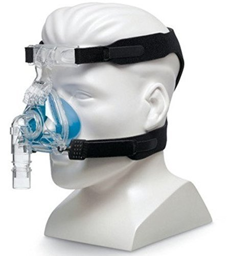 Maximum Comfort CPAP Headgear Universal Replacement Strap for Masks * 4-Point Connection Works for Most All Nasal & Full-face Sleep apnea Masks - Sleep Apnea, Anti-Snoring Equipment