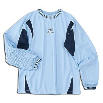 5cb4f055100 Amazon.com: Sells Rebel Long Sleeve Goalkeeper Jersey: Clothing