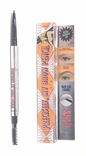 (Benefit Precisely My Brow Pencil (Ultra Fine Brow Defining Pencil) - 3 - Warm Light Brown)