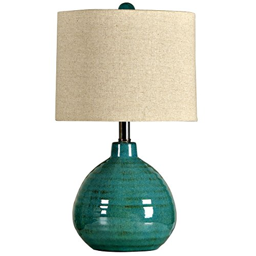 Collective Design 720354119691 Table Lamp Turquoise