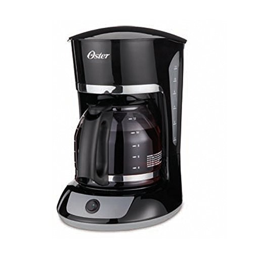 Oster BVSTDCMV13-053 12 Cup Coffee Maker, Black by Oster