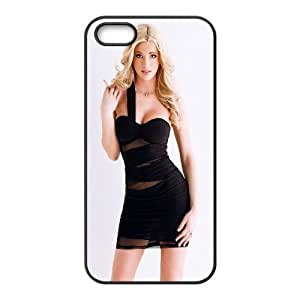 Olivia Paige Girl 3 05 iPhone 4 4s Cell Phone Case Black 218y-916212