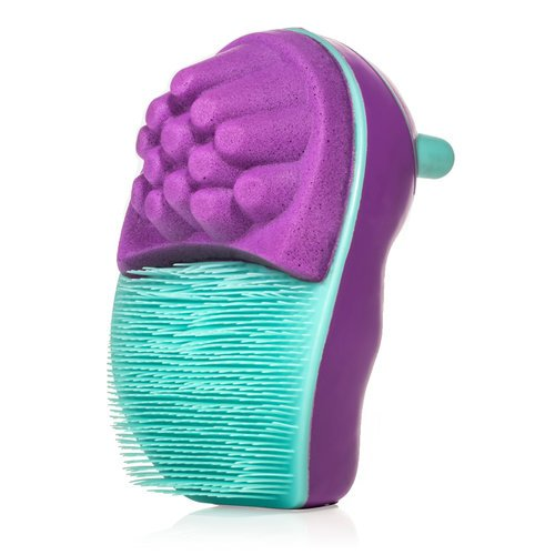 Scrub Bugs for Kids - Fingernail Brush Hand Scubbers - Surgeon Inspired (Grape/Cool (1))
