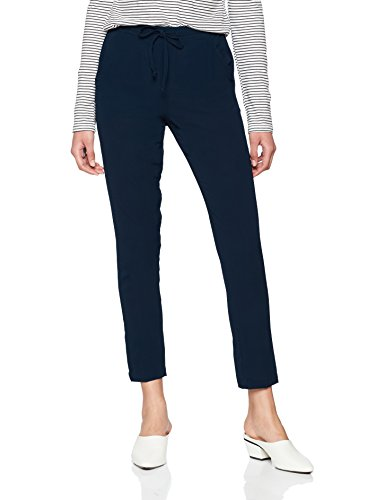 Nw Navy Pantaloni Noos Donna Moda Blazer Pants Blazer Vero navy Vmsasha Blu qFxwEOnZ