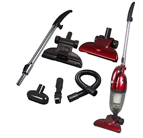2 In 1 Hand Held & Upright Bagless Compact Lightweight Vacuum Cleaner Hoover-3 Years FREE Guarantee!
