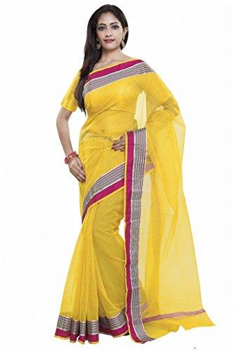 Yellow Sari - 8