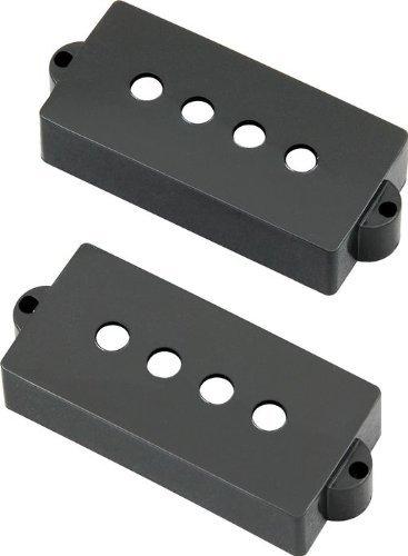 Original Precision Bass (Fender Pure Vintage  Precision Bass Pickup Covers - Black)