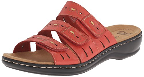 Clarks Women's Coral Sandal Leisa Dress Broach rrS0Wd1z