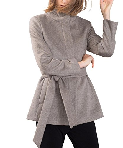 ESPRIT Collection, Chaqueta para Mujer Marrón (TAUPE 5 244)