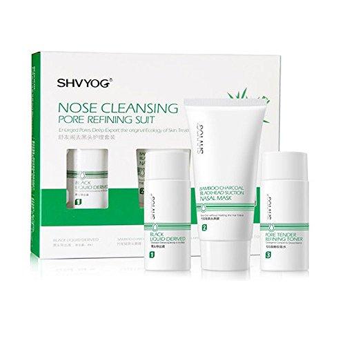 shvyog-set-blackhead-shrink-pores-set-tear-type-export-blackhead-acne-t-district-care-men-and-women-