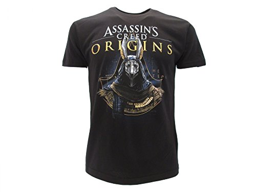 T-Shirt GOLD ANUBI Anubis size XL (EXTRA LARGE) von Assassin's Creed Origins - 100% Original and Offiziell