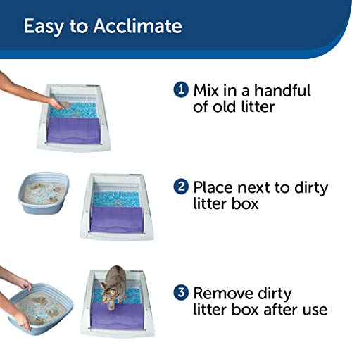 PetSafeScoopFreeUltra AutomaticSelf CleaningHooded Cat Litter Box - Disposable Trays - 2 Colors