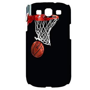 Cute Backboard And Basketball Design Specialized 3D Phone Cover Case For Samsung Galaxy S3 I9300