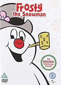 Frosty The Snowman [DVD] by Jules Bass