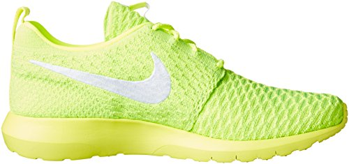 Nike Herren Mens Roshe NM Flyknit Shoe Gymnastik Amarillo (volt/white-electric green)