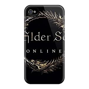 Protector Hard Cell-phone Case For Iphone 4/4s (gVC2251wlFb) Custom Trendy Rise Against Skin