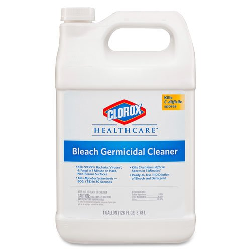 COX68978 - Clorox Healthcare Bleach Germicidal Cleaner by Clorox