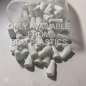 Pack DE 12 Tapones de Válvula Presta de plástico de Colores para ...
