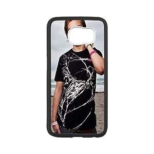 Avicii Tim Bergling Samsung Galaxy S6 Cell Phone Case White phone component AU_503514