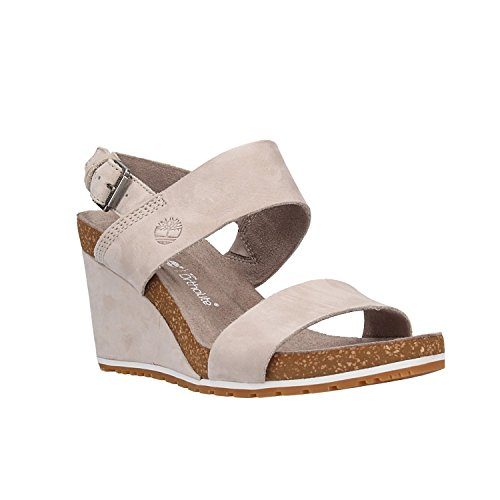 Sunset Wedge Ciabatte L47 Naturebuck simply Timberland Donna Taupe Capri Aw5xn7EqvB