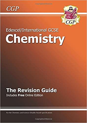 Edexcel Certificate / International GCSE Chemistry Revision Guide ...