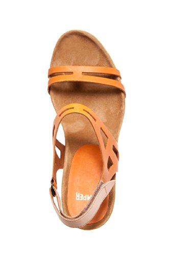 Allegro Dames Sandalen Voor Campagnewijders Oranje