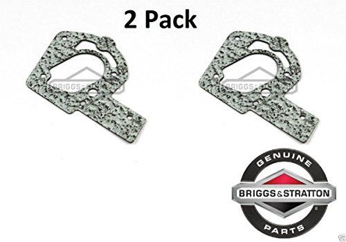 Briggs and Stratton 2 Pack of Genuine 692241 Fuel Tank Mounting Gasket Replaces 272489