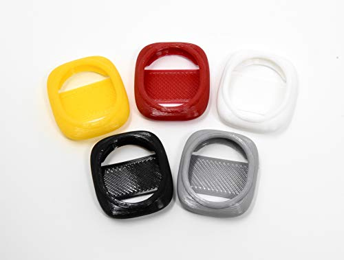Luke3DP Watch Adapter Compatible with Disney Magic Band/Traditional Watch (Multi-Colored (5 Pack))