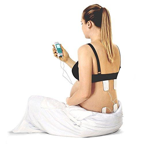TensCare Perfect MamaTENS - Nuevo Dispositivo Para Aliviar el Dolor Durante el Embarazo, la Gestacion y el Parto: Amazon.es: Salud y cuidado personal