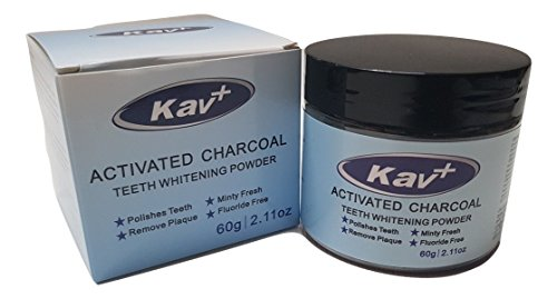 Price comparison product image Activated Charcoal Powder Teeth Whitener Toothpaste Powder Whitening Tooth Powder (2.11oz)