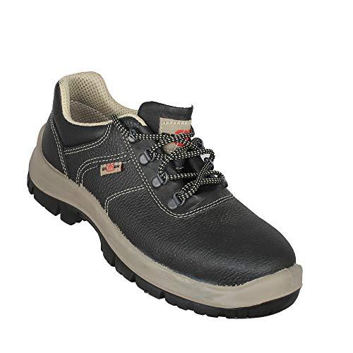 Plana Almar S1p Zapatos Negro Src Trabajo Profesional Ocio Los De AqqwUEtx8