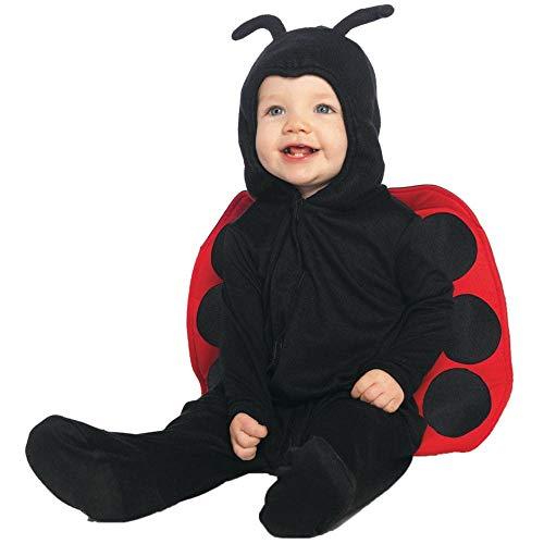 Ladybug Baby Infant Costume - Baby 12-18 (Leg Avenue Ladybug)