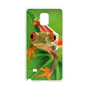 Diy Beautiful Frog Custom Cover Phone Samsung Galasy S3 I9300 White Shell Phone [Pattern-6]