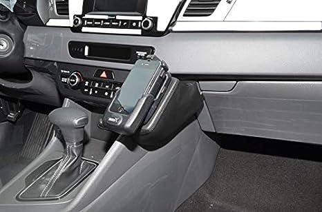 Amazon.com: Kuda 2775 Leather Mount Compatible with Kia NIRO ...