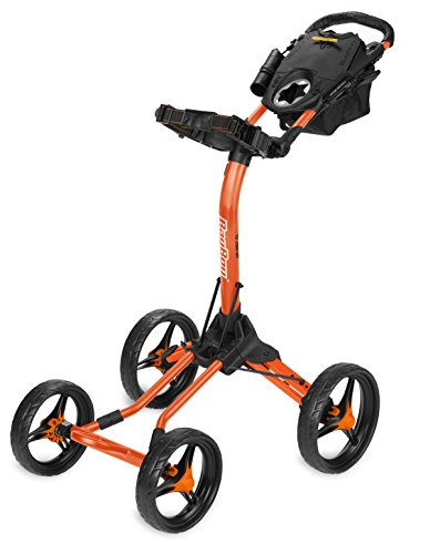 push cart orange - 7