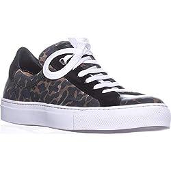 Belstaff Dagenham Low Rise Fashion Sneakers Tamsin Gold 11 Us 41 Eu