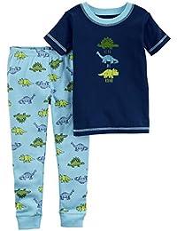 Baby Boys' Little Planet Organics 2-Piece Cotton Pajamas
