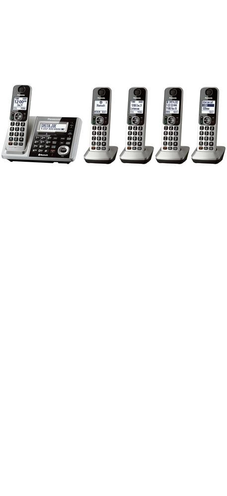 Panasonic KX-TGF375S (Discontinued by Manufacturer) by Panasonic