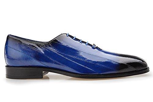 Belvedere Stella Genuine EEL Oxford Shoe (Belvedere Mens Oxford)