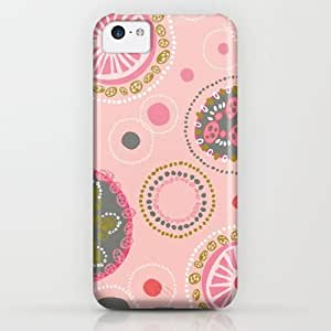 Society6 - Think Pink iPhone & iPod Case by Sarah Doherty BY icecream design