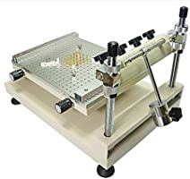 Amazon com: KUNHEWUHUA SMT Solder Paste Screen Printing Manual PCB