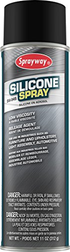 Sprayway SW945 Silicone Spray, 11 oz